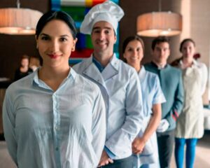 Trabajar en hoteles